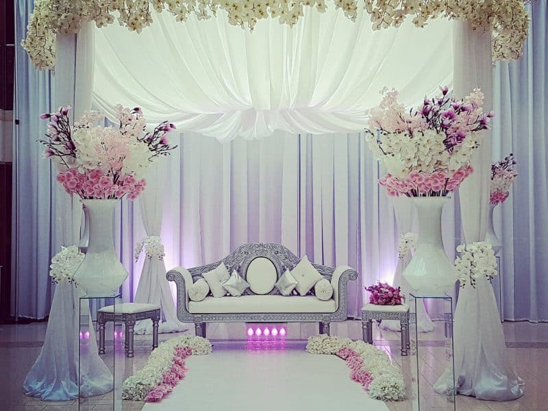 Orchid bride stage bruidsbank