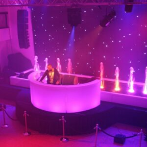 DJ LED Bar