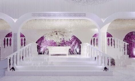 assortiment the beauty of babylon bride stage